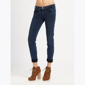 CURRENT/ELLIOTT Sapphire The Rolled Skinny Jean 27
